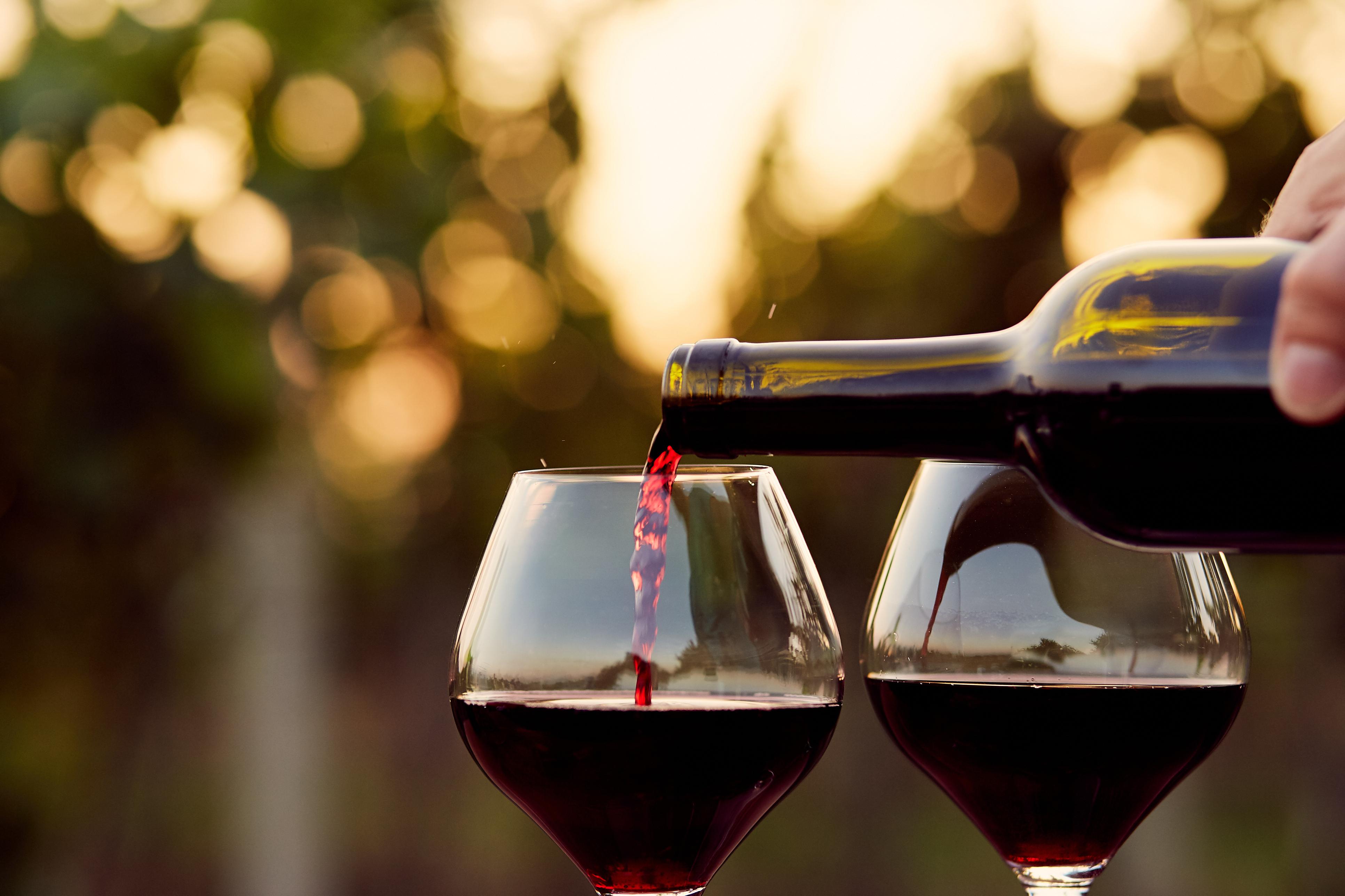 Dominion Ridge Wine Wednesday