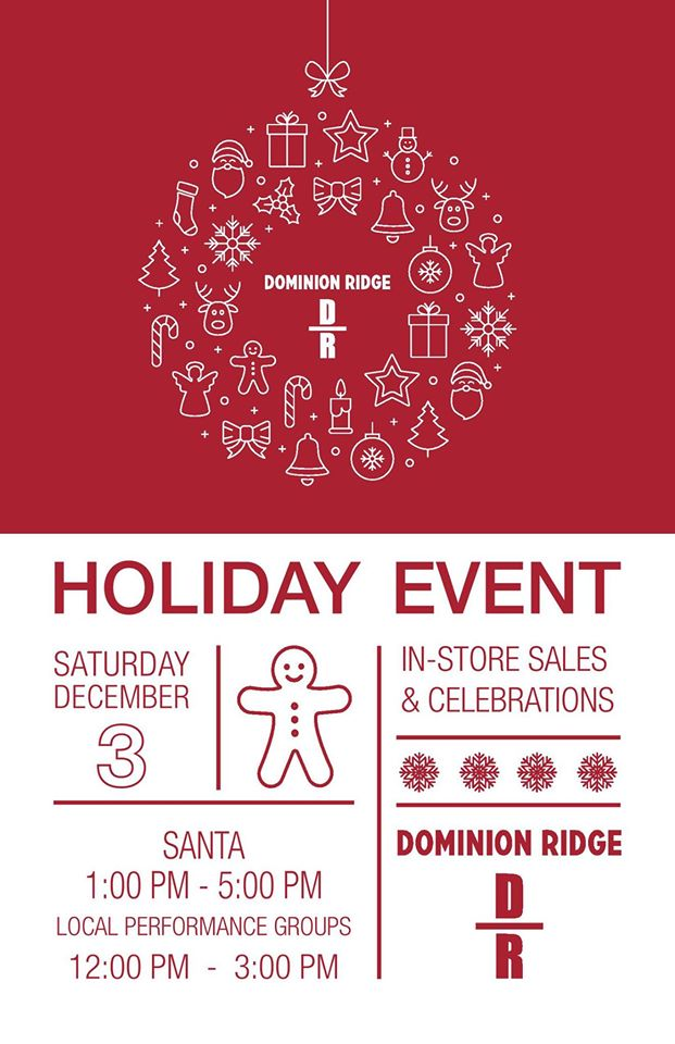 Dominion Ridge Holiday Event