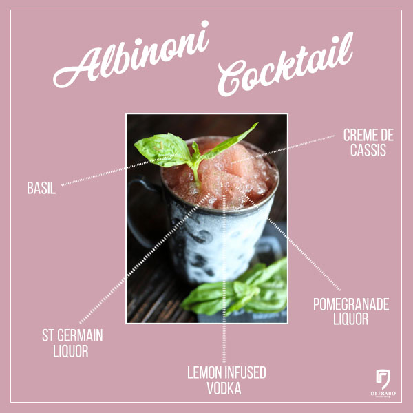 The Anatomy of Cocktails: Ft Di Frabo Ristorante