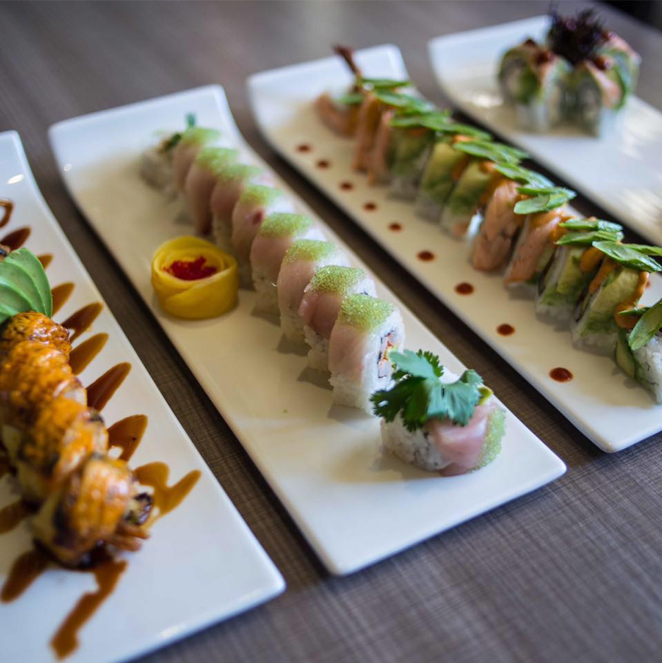 Posh Sushi Is Featured In Culture Map San Antonio