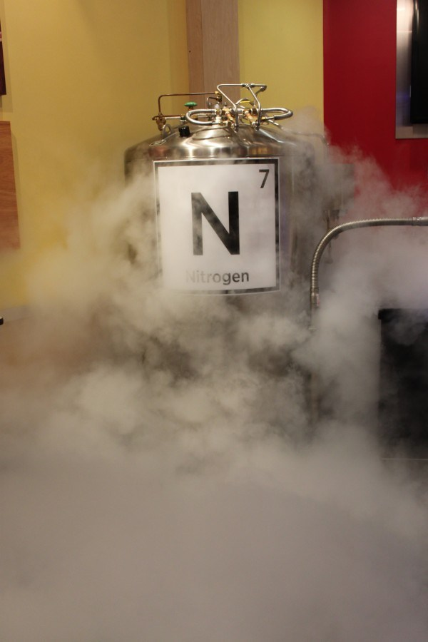 Fun Facts About Nitrogen Ice Cream: SubZero Nitrogen