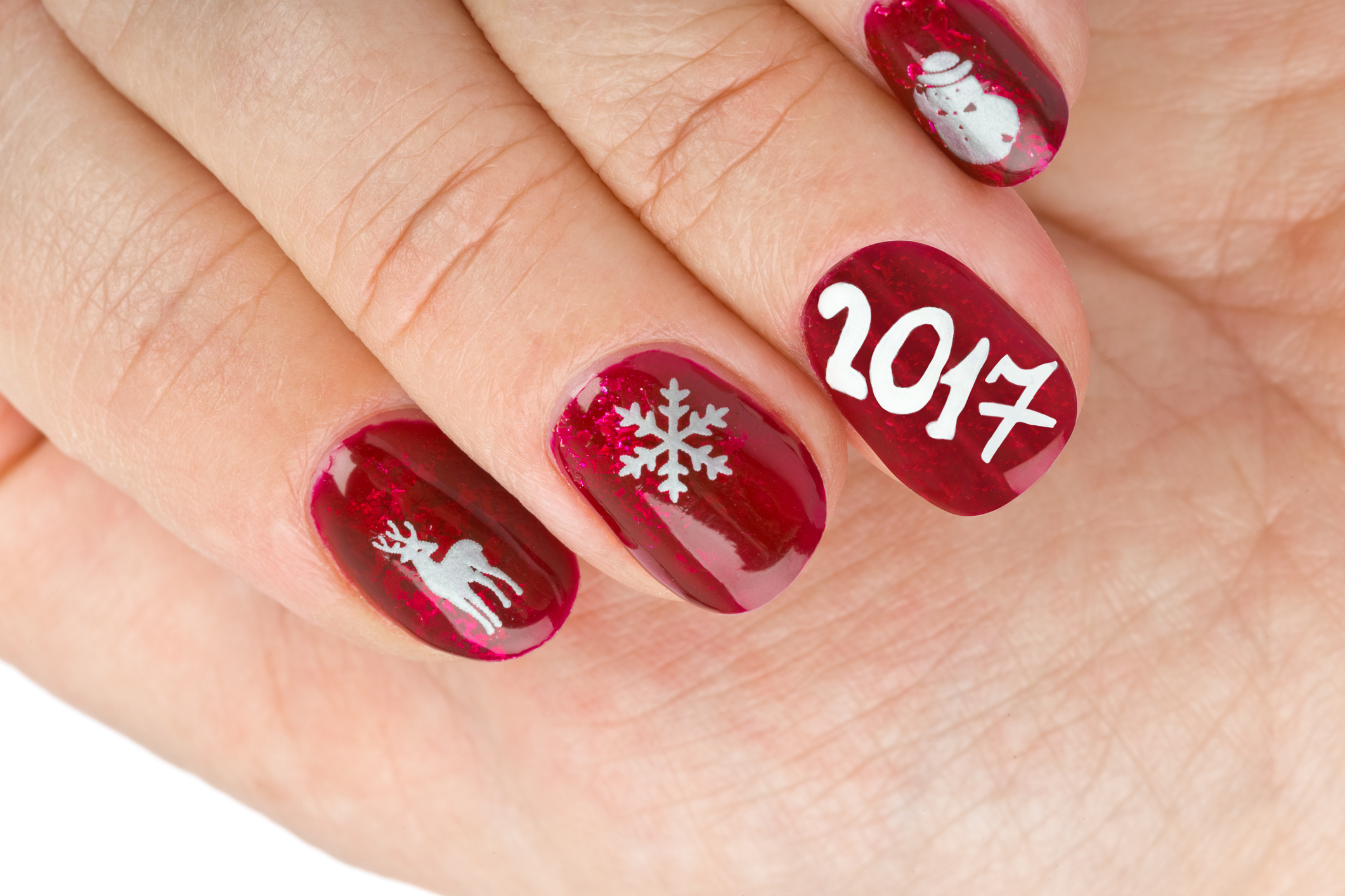 Great Holiday Nail Art Ideas with Altesse Nail Spa