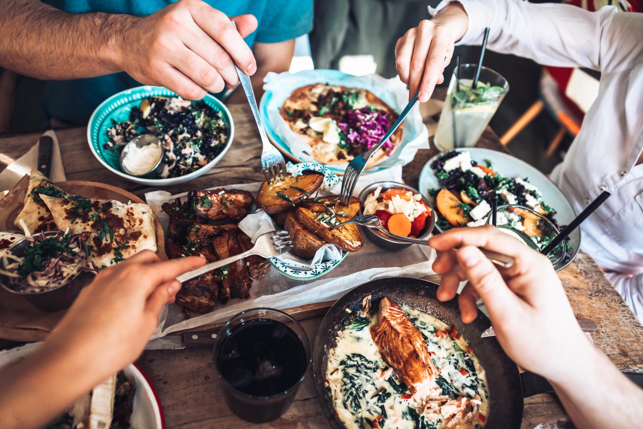 Order Food Online at The Best Restaurants in San Antonio at Dominion Ridge