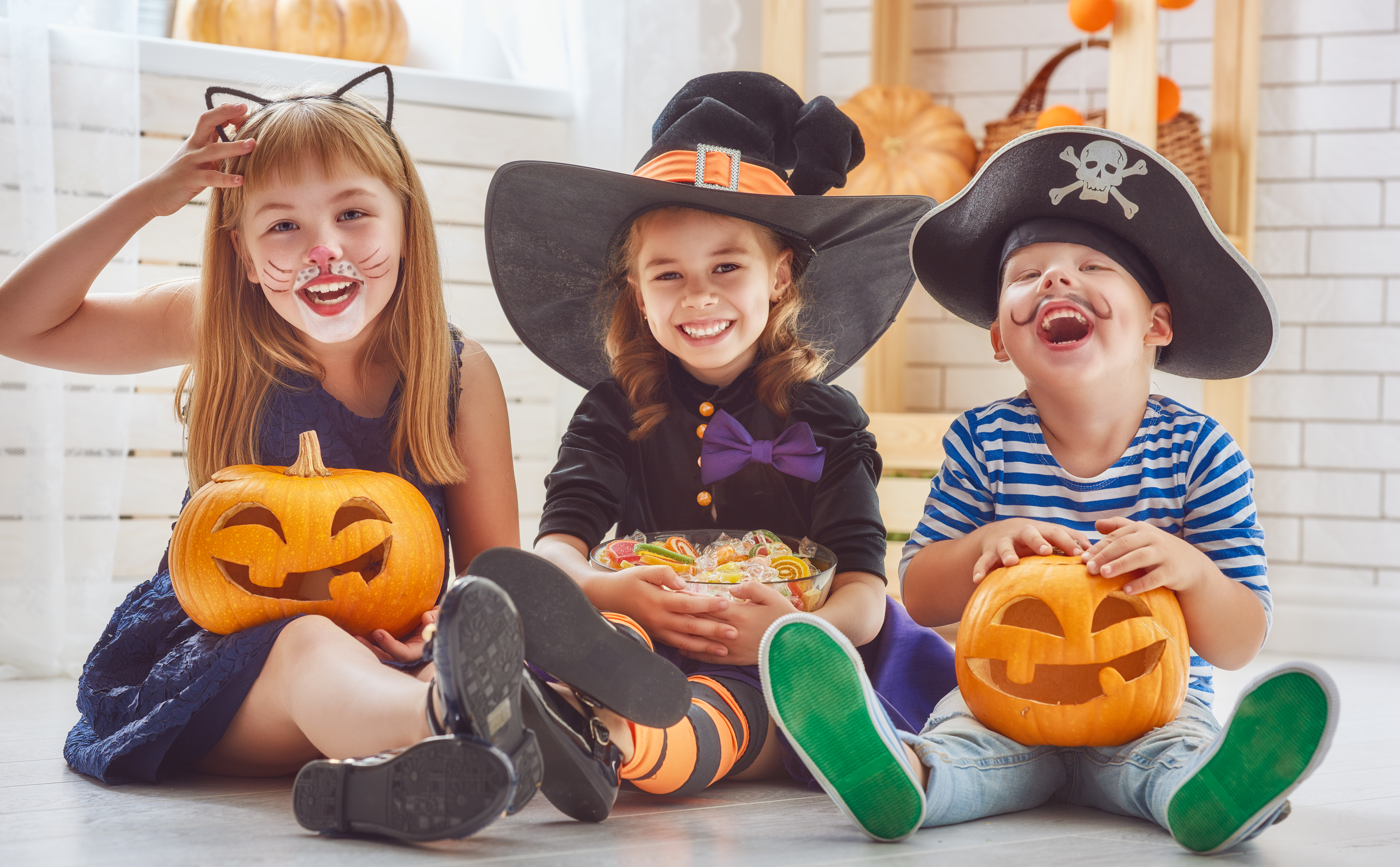 Kids Halloween Costumes with Dominion Ridge