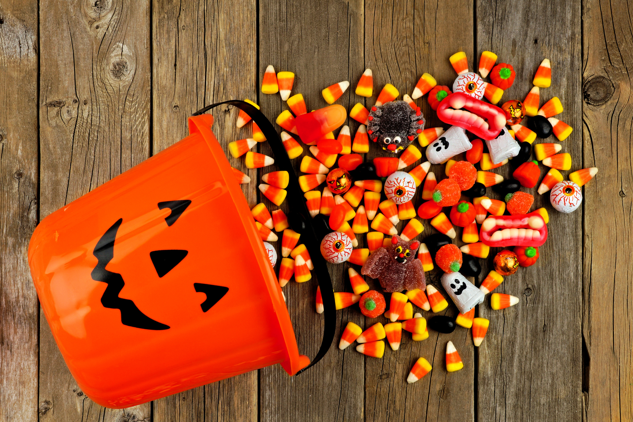 Best and Worst Halloween Candy For Your Teeth