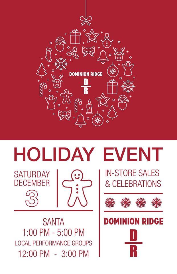Dominion Ridge Holiday Event