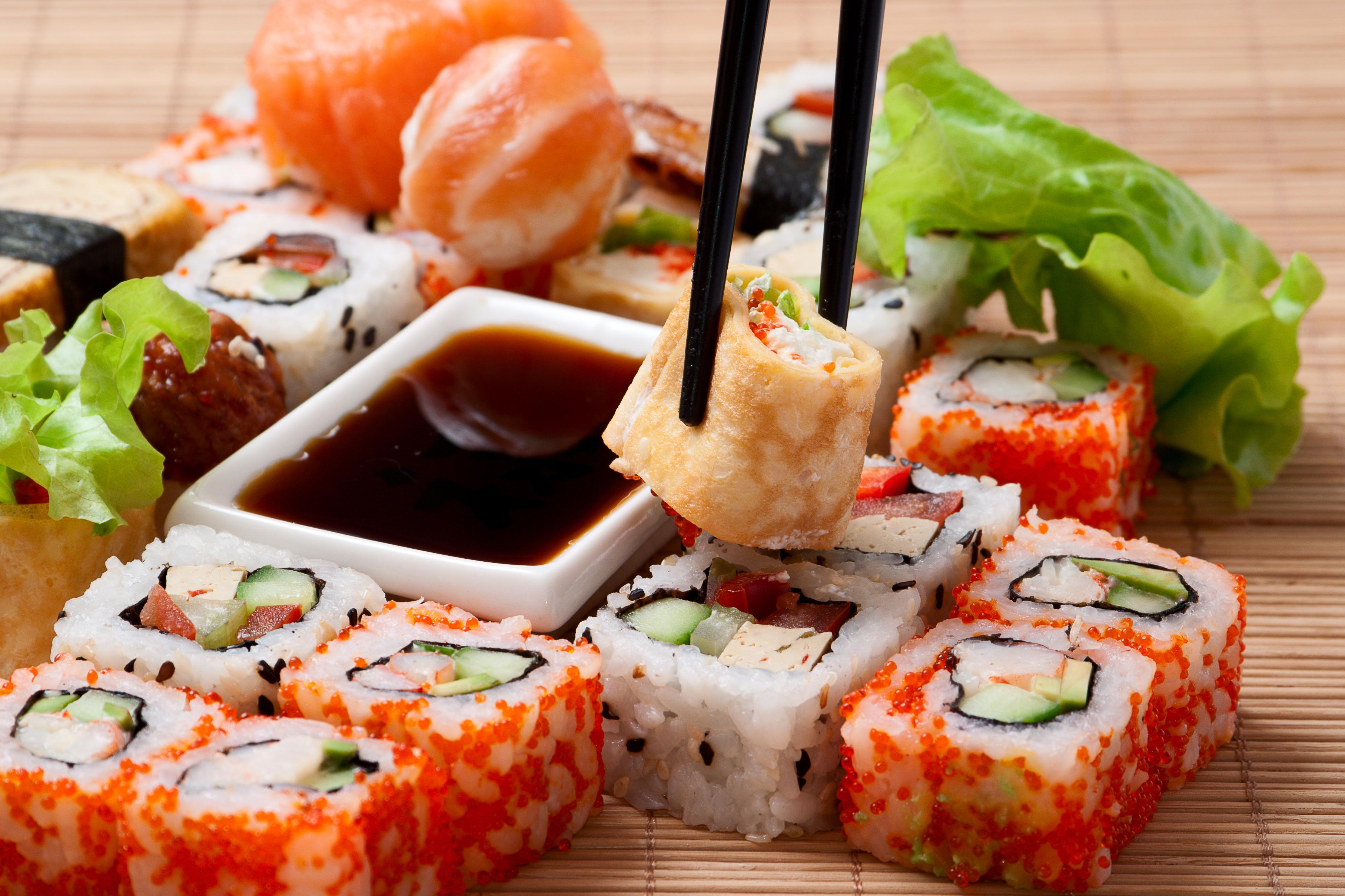 Fun Facts About Sushi with Posh Sushi Dominion Ridge