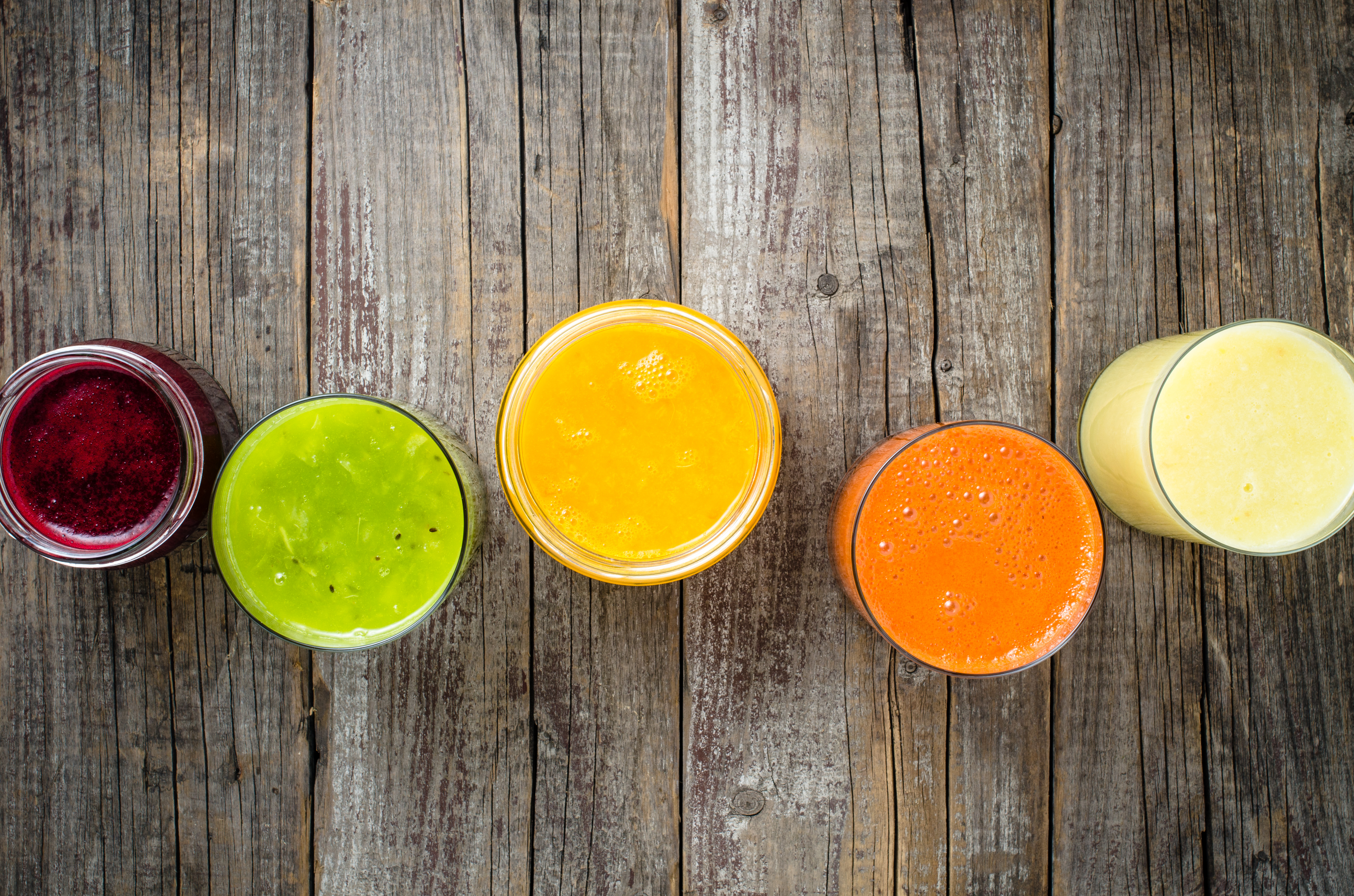 What Are The Health Benefits Of Juice?