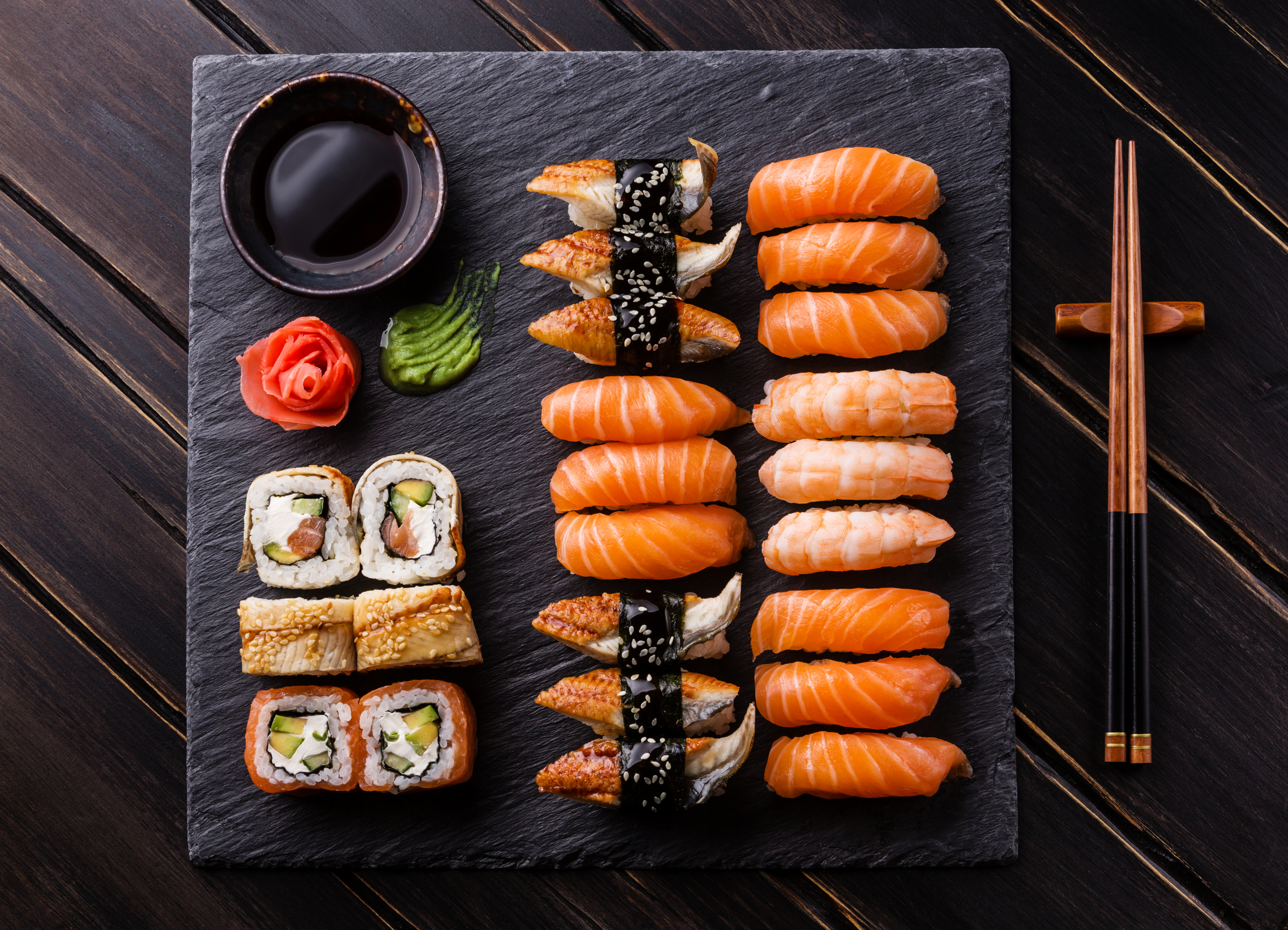 How To Make Sushi At Home with Dominion Ridge