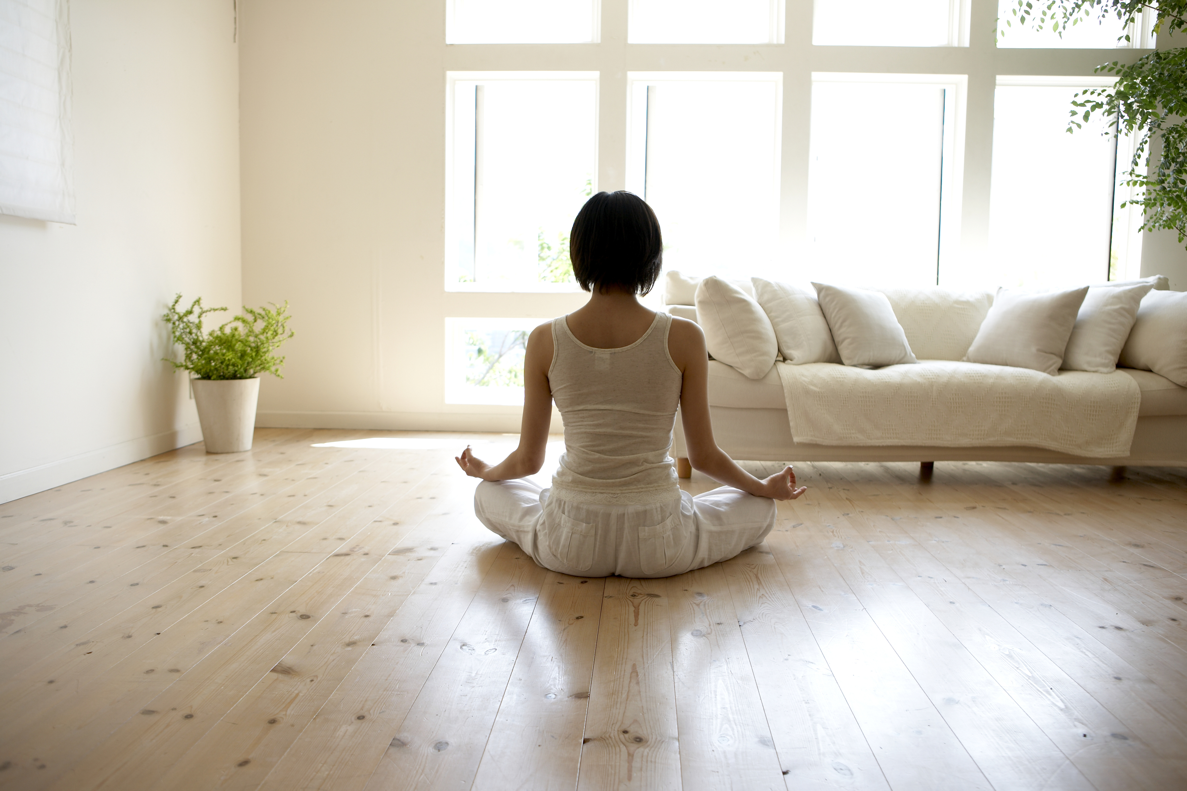How To Do Yoga At Home With Dominion Ridge