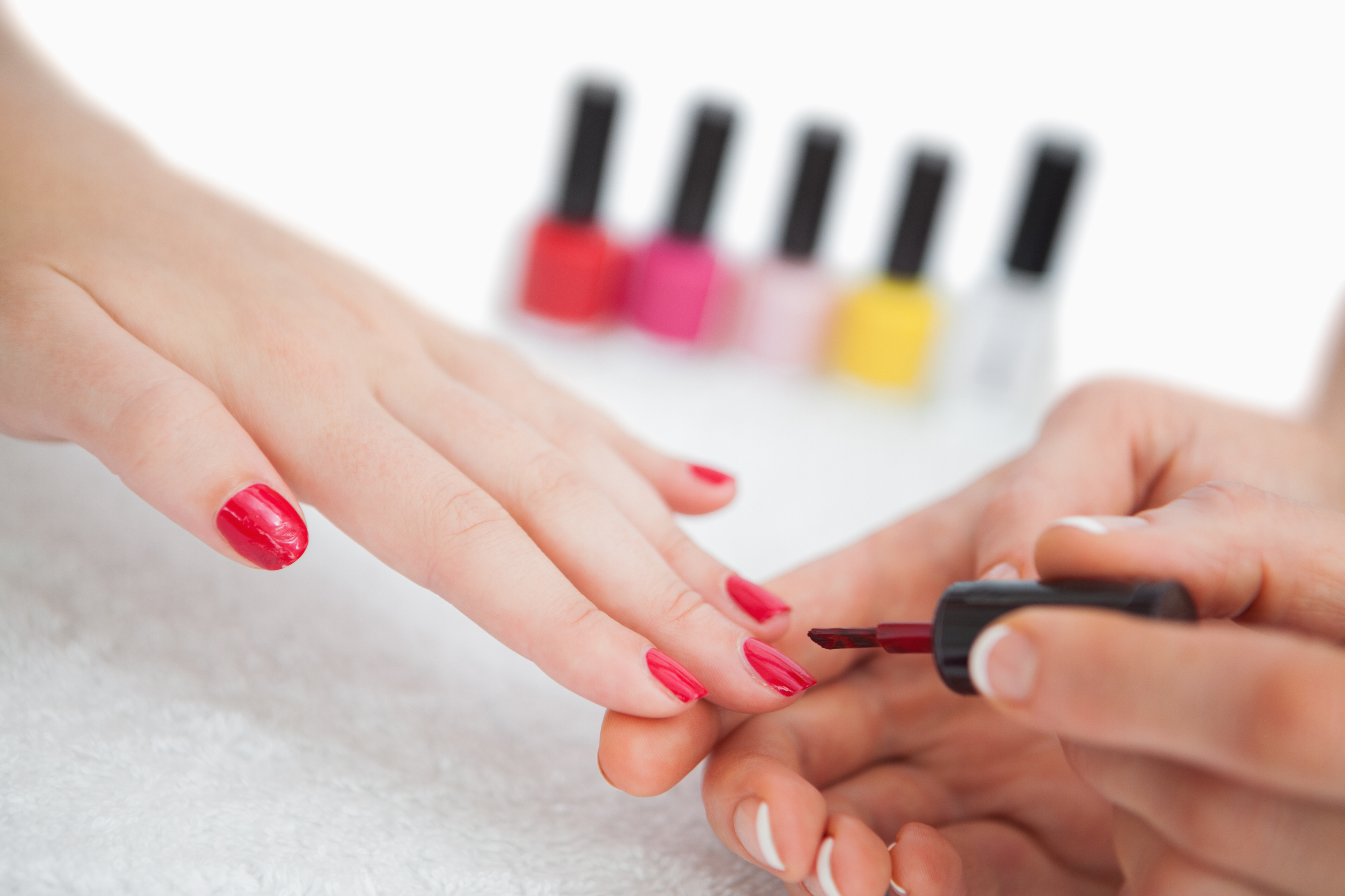 What You Don't Know About Getting Your Nails Done
