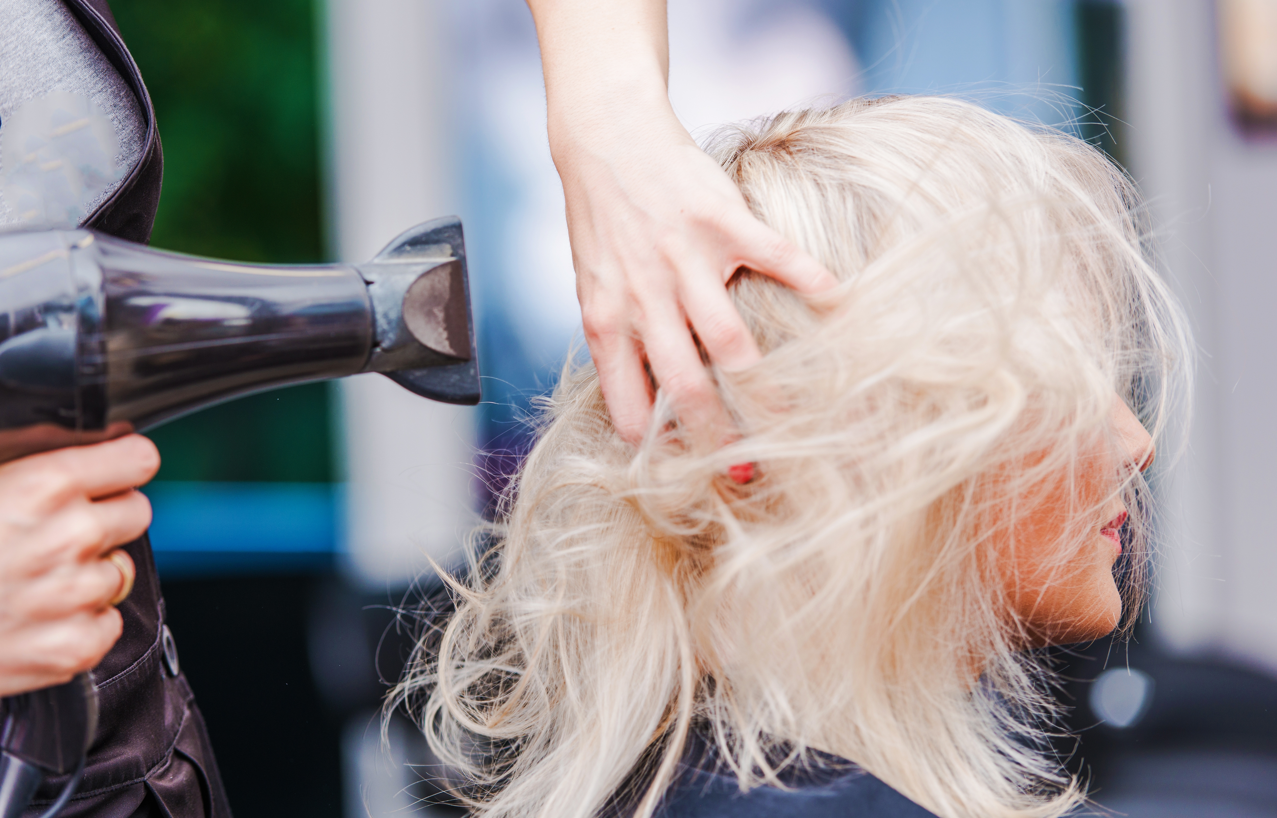 How To Blow Dry Your Own Hair