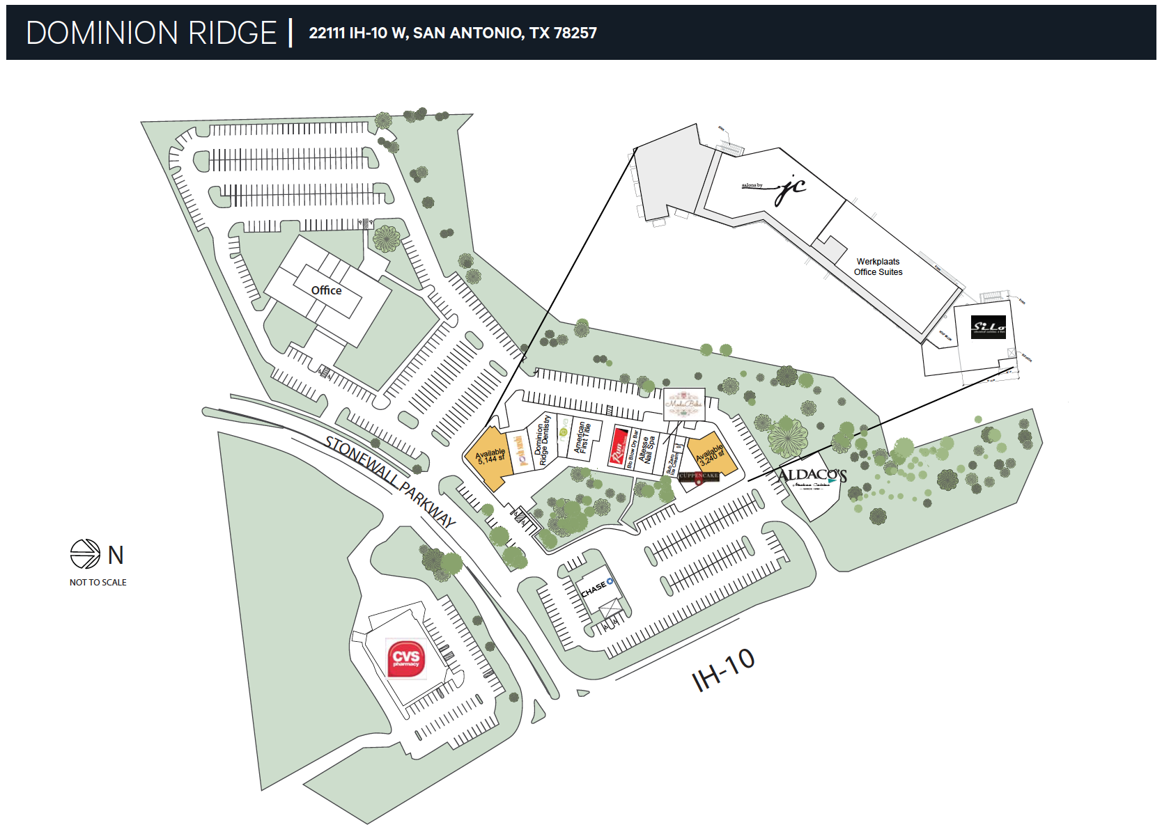 Leasing at Dominion Ridge Shopping Center